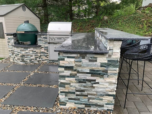 Outdoor Pizza oven of NJ